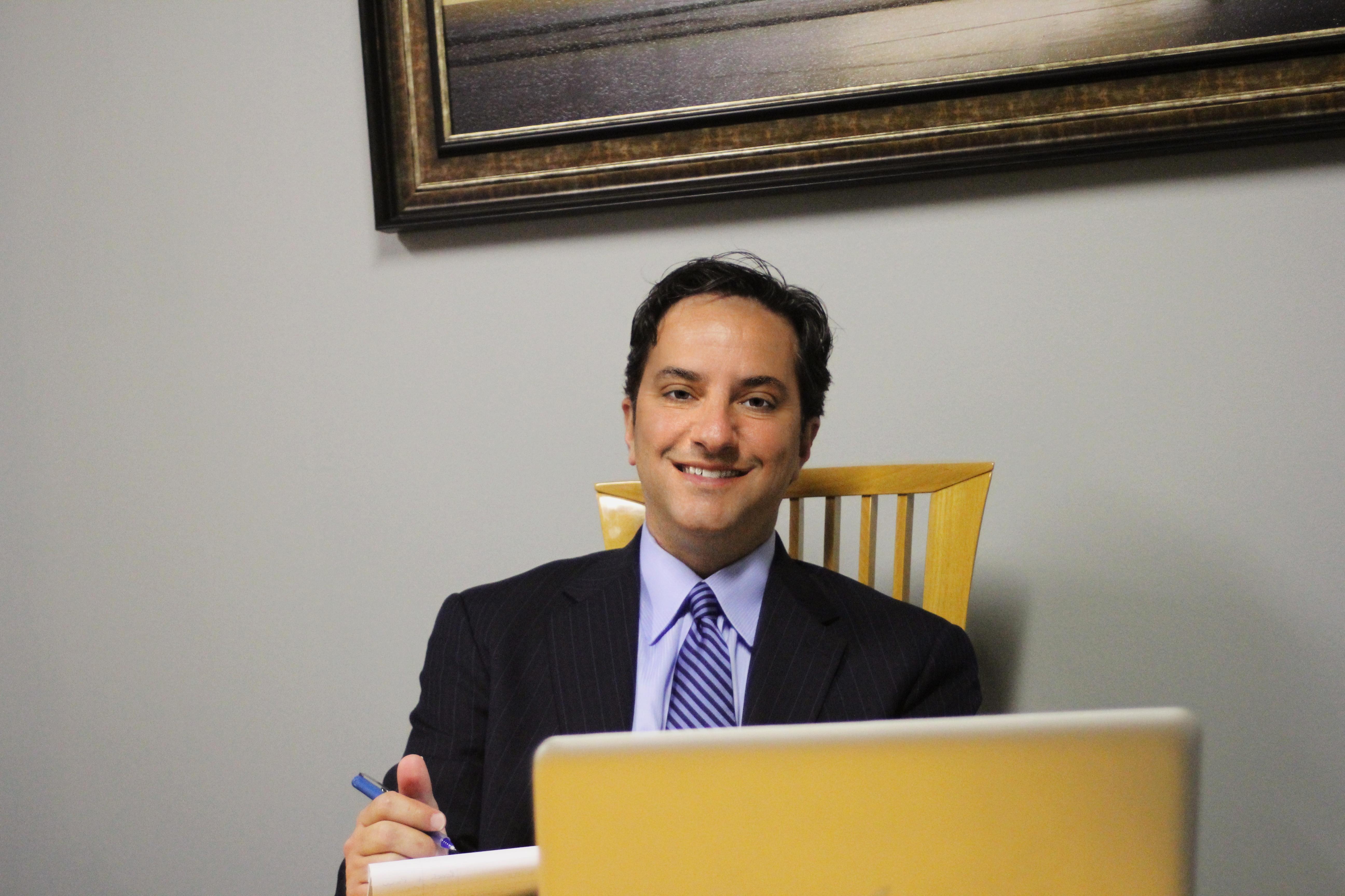 Michael Weinstein of MBW Law Ice Bucket Challenge